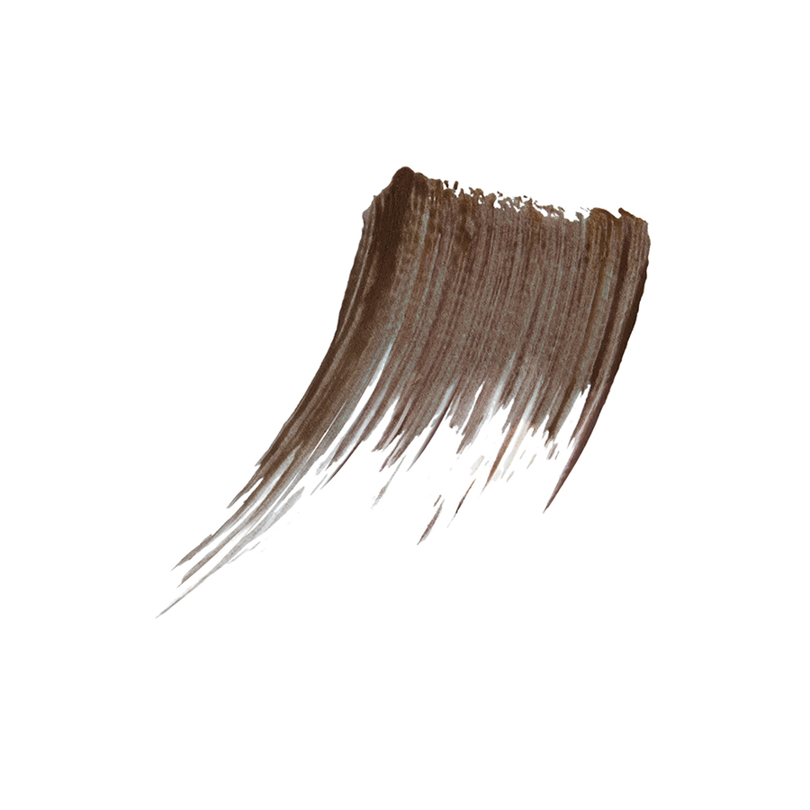 Купить Средства для бровей, Eyebrow Fibers Coloured Mascara, Kiko Milano, 05 Deep Brunettes, KM0030801100544