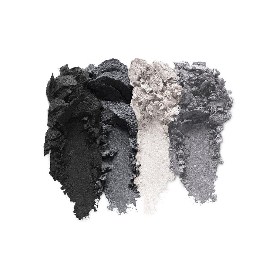 Купить Тени для век, Bright Quartet Baked Eyeshadow Palette, Kiko Milano, 04 Smokye Eyes Profusion, KM0030900400444