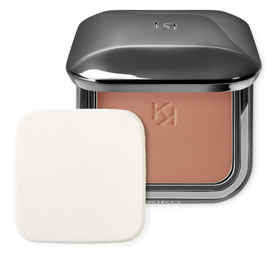 Купить Компактная основа, Weightless Perfection Wet And Dry Powder Foundation, Kiko Milano, Warm Rose 190, KM0010110401244