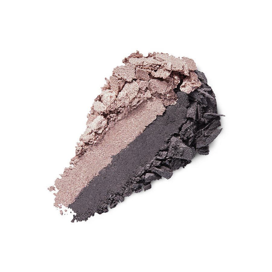 Купить Тени, Bright Duo Baked Eyeshadow, Kiko Milano, 16 Pearly Rosy Taupe - Satin Purple Gray, KM0031300401644