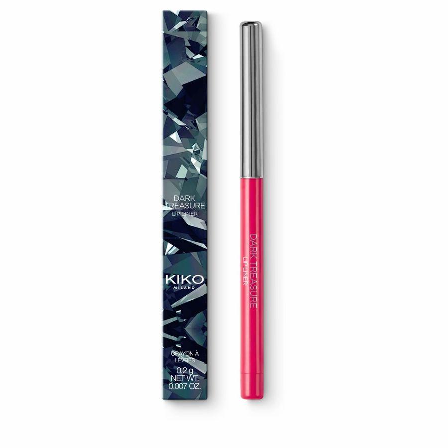 Купить Карандаши для губ, DARK TREASURE LIP LINER, Kiko Milano, KC130301007005A