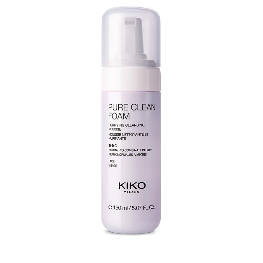 Купить Очищение, Pure Clean Foam, Kiko Milano, KS0200502900044