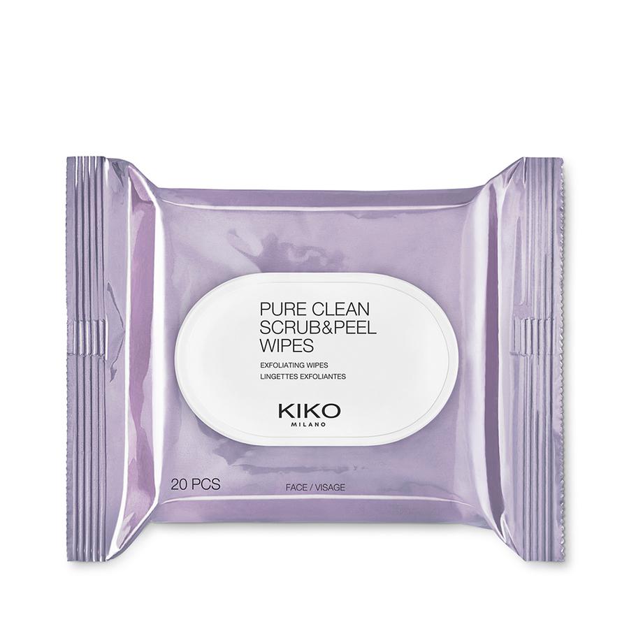 Купить Очищение Kiko Milano, Pure Clean Scrub-Peel, KS0200503500044