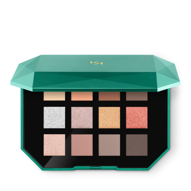 Купить Тени, HOLIDAY GEMS ONE IN A MILLION EYESHADOW PALETTE, Kiko Milano, KC000000185001B