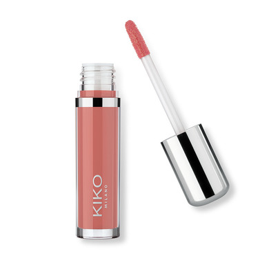 Купить Блески для губ, LATEX SHINE LIP LACQUER, Kiko Milano, 11 Natural Brown, KM130202018011A