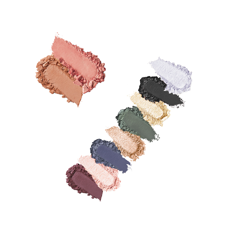 Бронзеры Smart Eyes and Face Palette фото