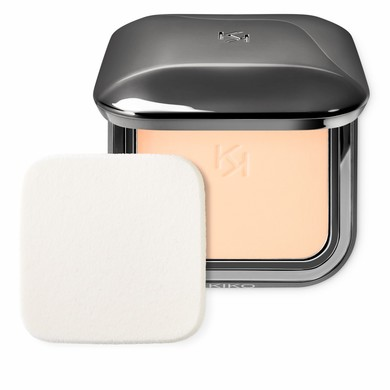 Купить Тональные средства, Skin Tone Powder Foundation, Kiko Milano, 12 Honey, KM0010110801244