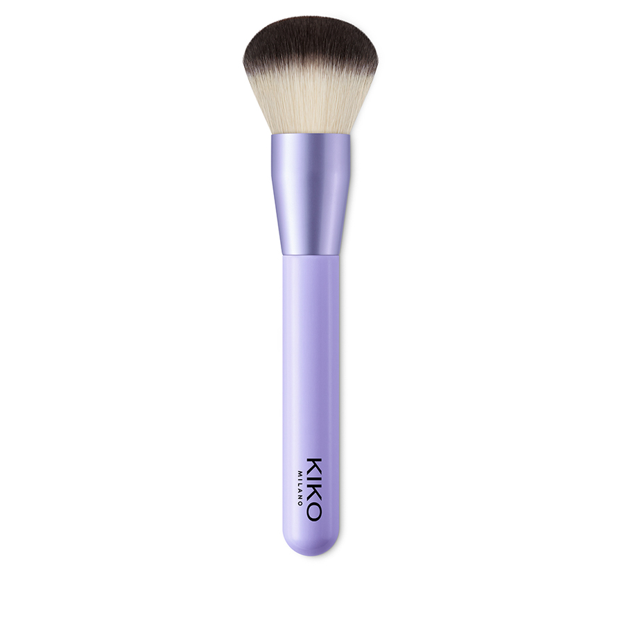 Купить Лицо, Smart Powder Brush 102, Kiko Milano, KM0050102810244