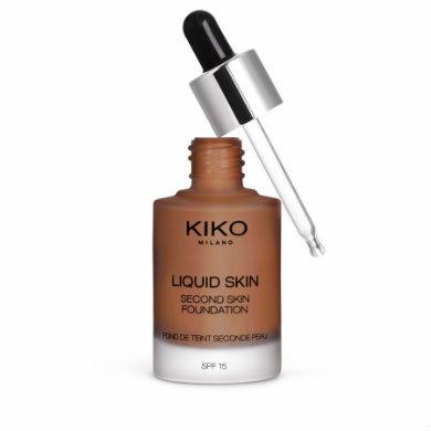 Купить Жидкая основа, Liquid Skin Second Skin Foundation, Kiko Milano, N 170, KM0010110701344