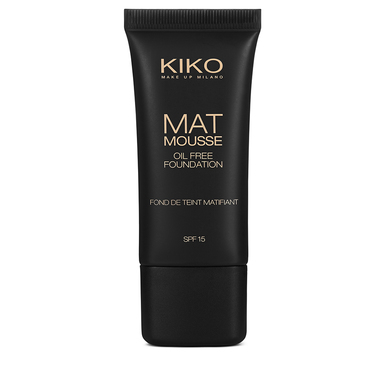 Купить Муссовая основа, Mat Mousse Foundation, Kiko Milano, 03 Natural Rose, KM0010101800344