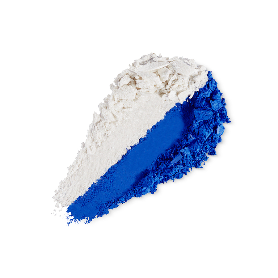 Купить Тени, Bright Duo Baked Eyeshadow, Kiko Milano, 19 Pearly Ice - Matte Majorelle Blue, KM0031300401944