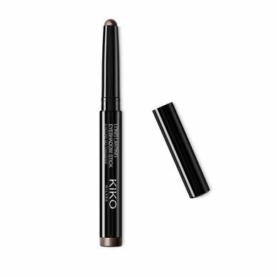 Купить Тени, Long Lasting Eyeshadow Stick, Kiko Milano, 39 Dark Taupe, KM000000040039B