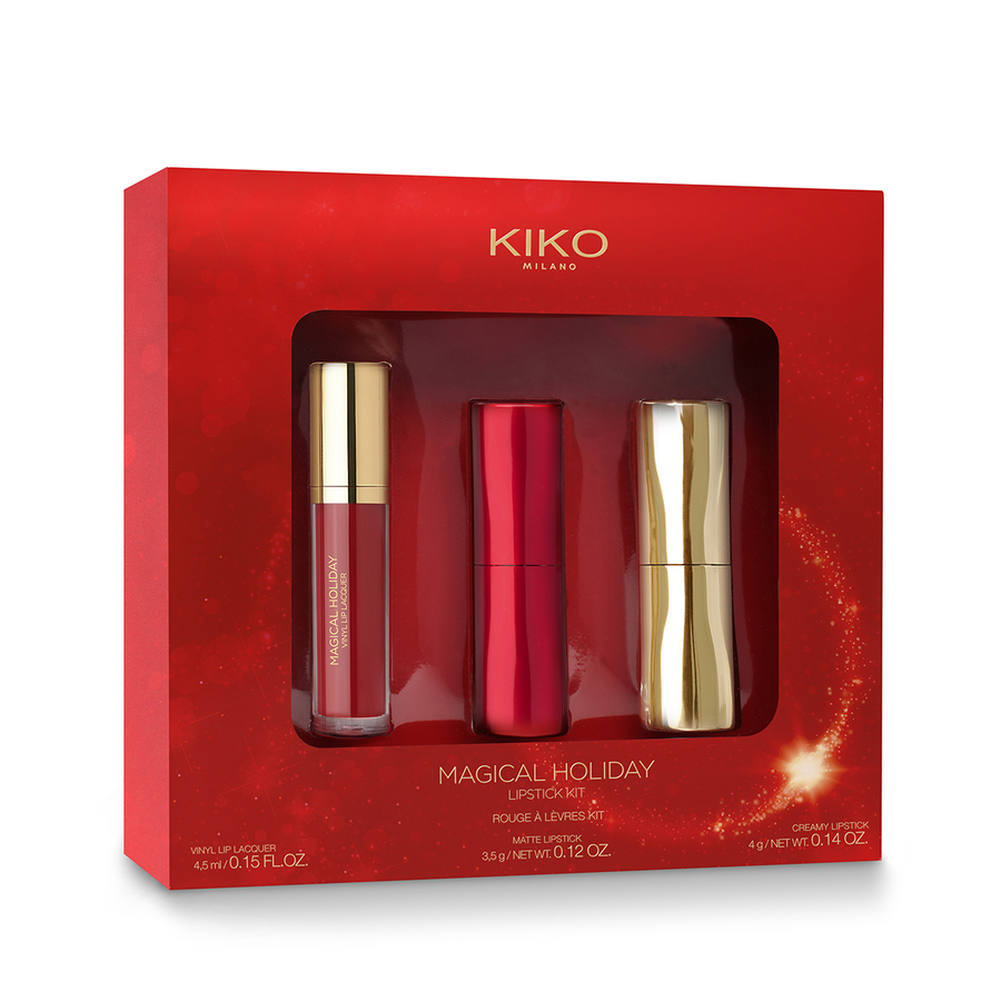 MAGICAL HOLIDAY LIPSTICK KIT