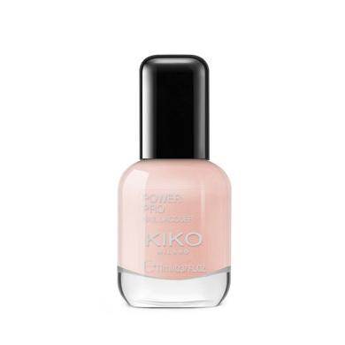 Купить Лаки для ногтей, NEW POWER PRO NAIL LACQUER, Kiko Milano, 06 Powder Pink, KM000000108006B