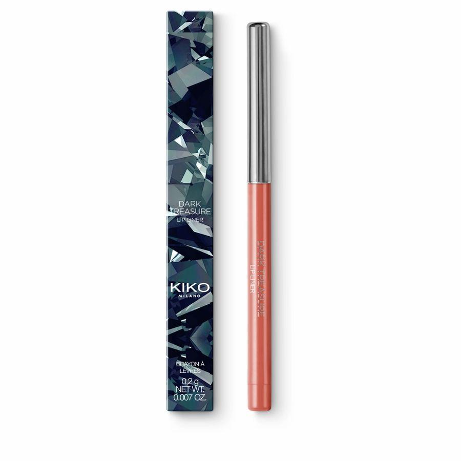 Купить Карандаши для губ, DARK TREASURE LIP LINER, Kiko Milano, KC130301007003A
