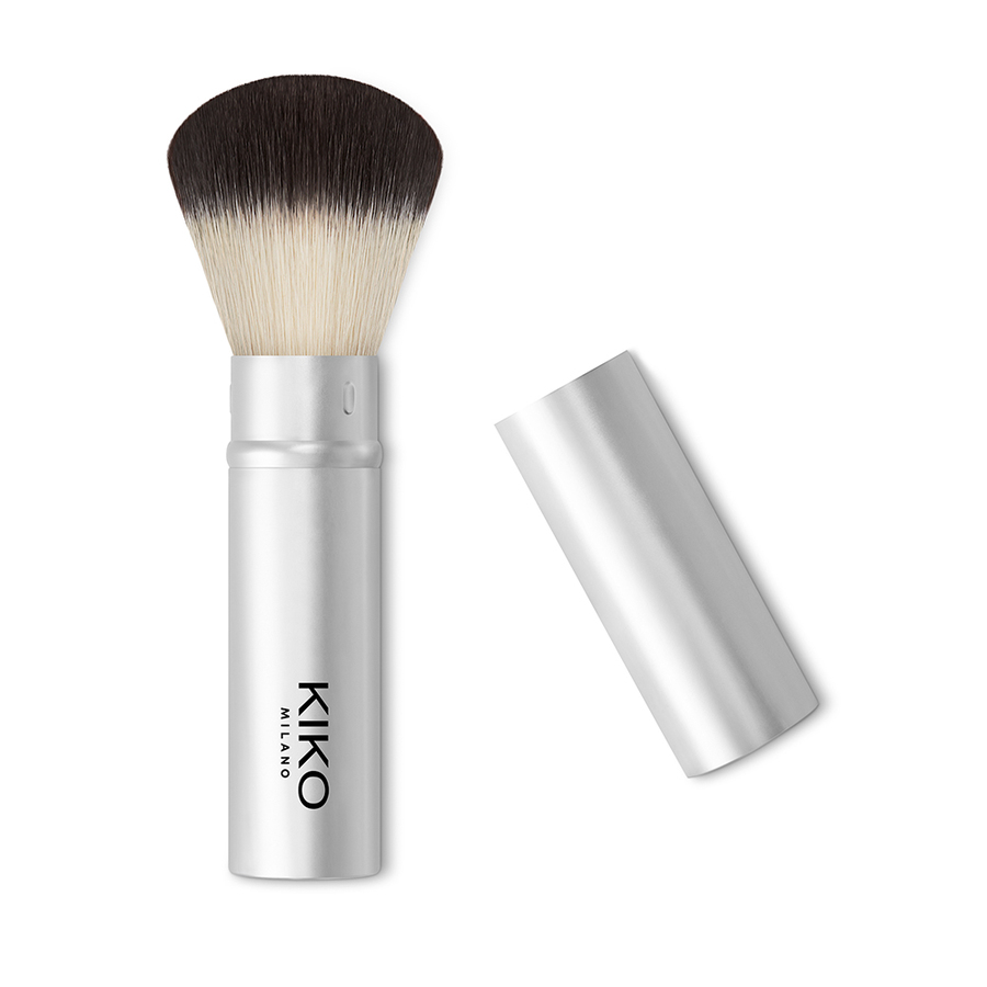Купить Лицо, Smart Allover Powder Brush 104, Kiko Milano, KM0050102810444