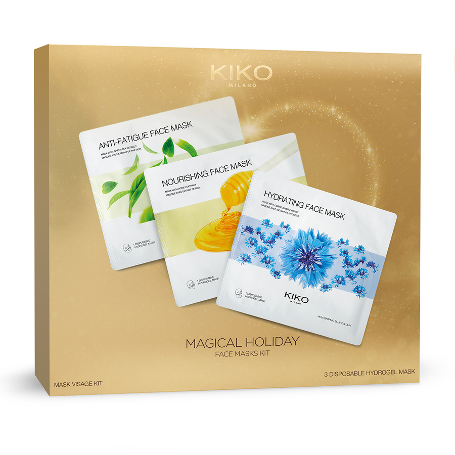 MAGICAL HOLIDAY FACE MASKS KIT