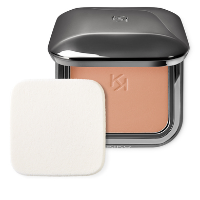 Купить Компактная основа, Weightless Perfection Wet And Dry Powder Foundation, Kiko Milano, Warm Rose 120, KM0010110401044