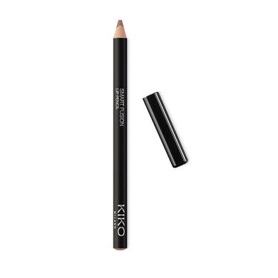 Купить Карандаши для губ, Smart Fusion Lip Pencil, Kiko Milano, 536 Cold Brown, KM0020301353644