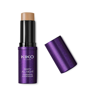Купить Тональные средства Kiko Milano, PARTY ALL NIGHT FOUNDATION - CONCEALER, 06 Natural Beige, KC000000011006A