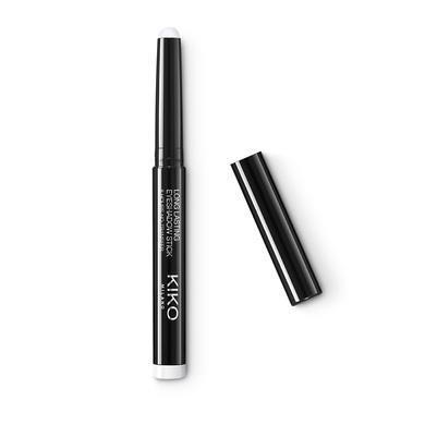 Купить Тени, Long Lasting Stick Eyeshadow, Kiko Milano, 51 White Matte - New, KM000000093051B