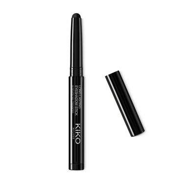Купить Тени, Long Lasting Eyeshadow Stick, Kiko Milano, 20 Black, KM000000040020B